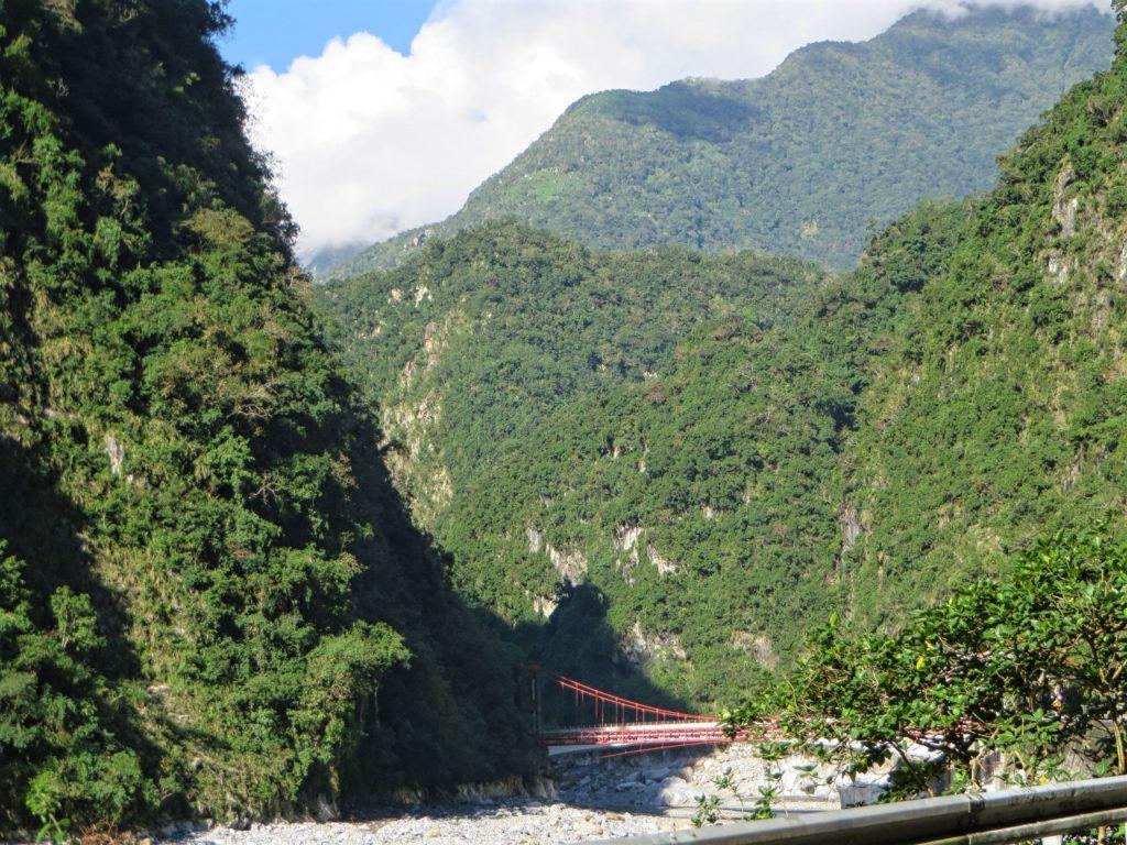 Taroko National Park.