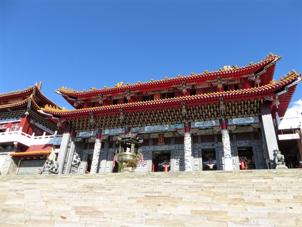 WenWu Temple.