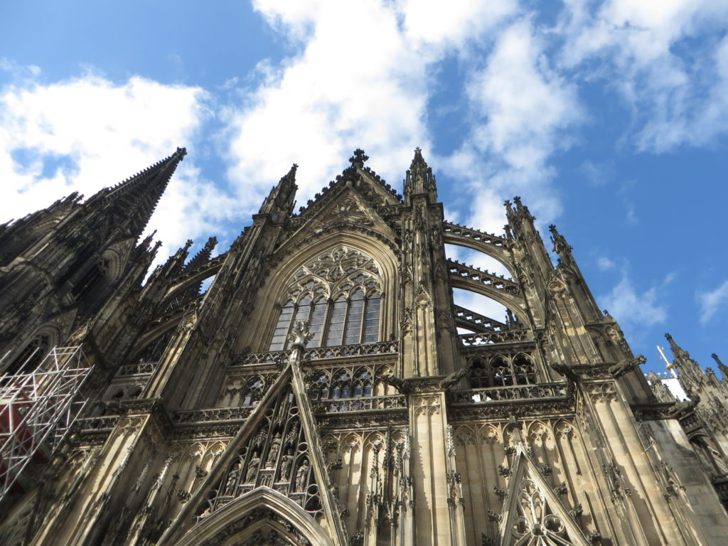 Cologne Cathedral, stunning.