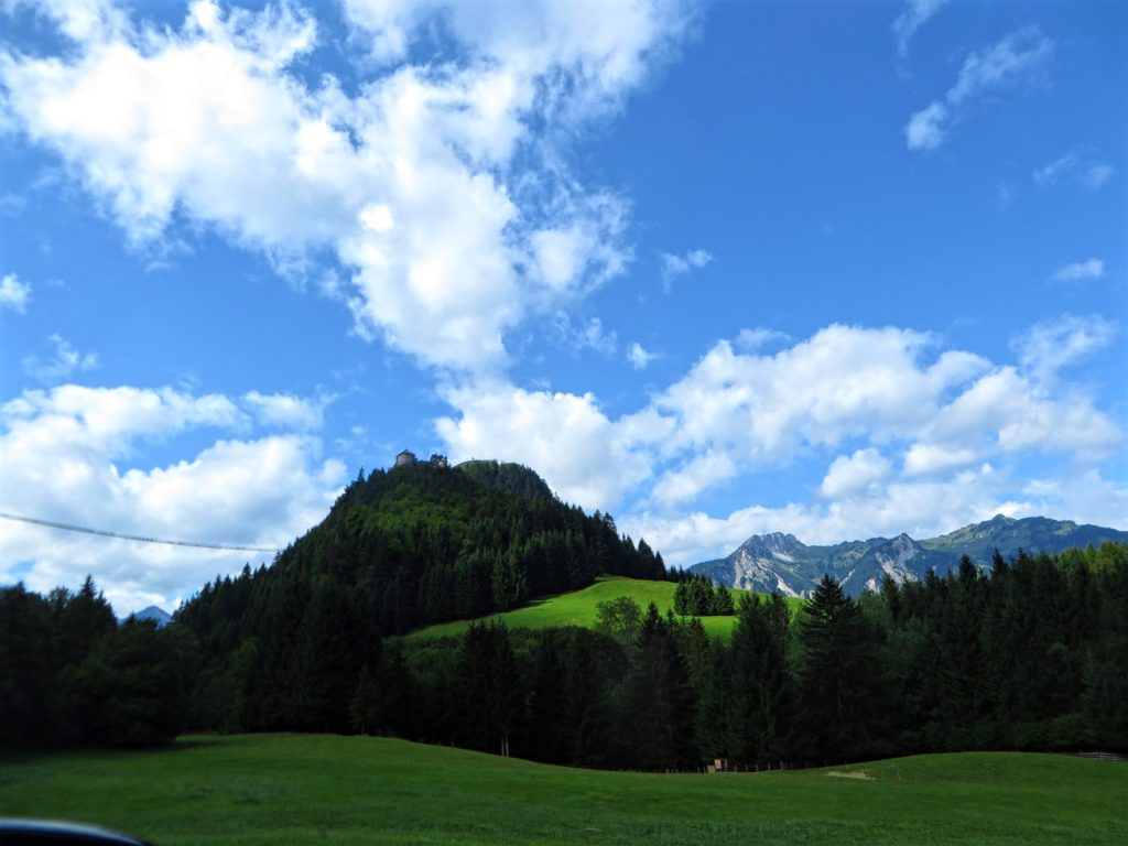 Some of the breathtaking views in Austria.