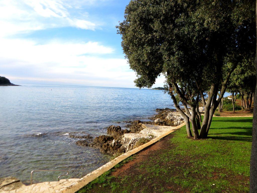 Porto Sole, perfect seaside camping.