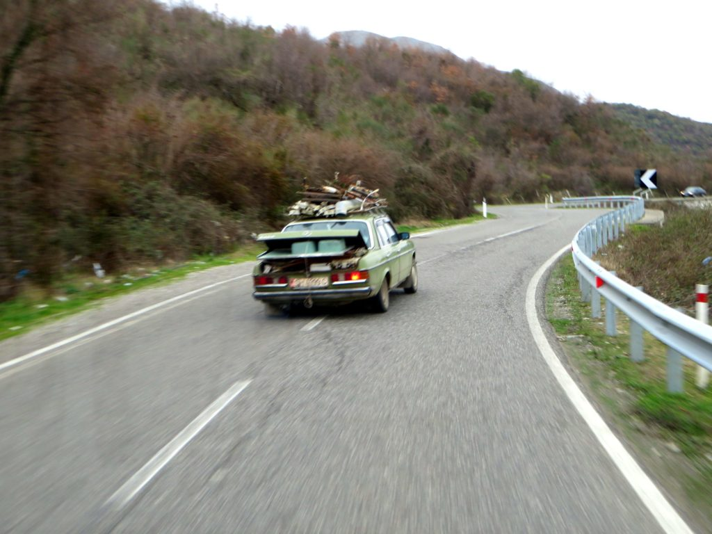 A true sport utility vehicle.