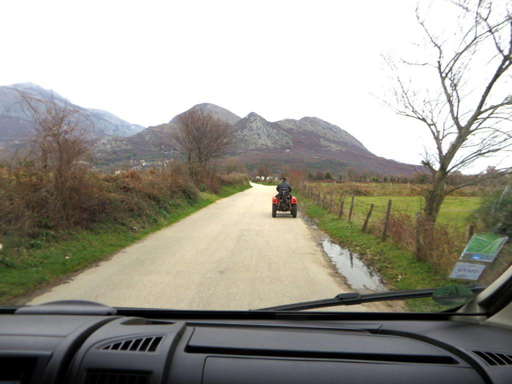 Country roads take me home.